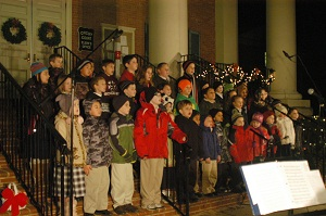 Valley Baptist School Chorus